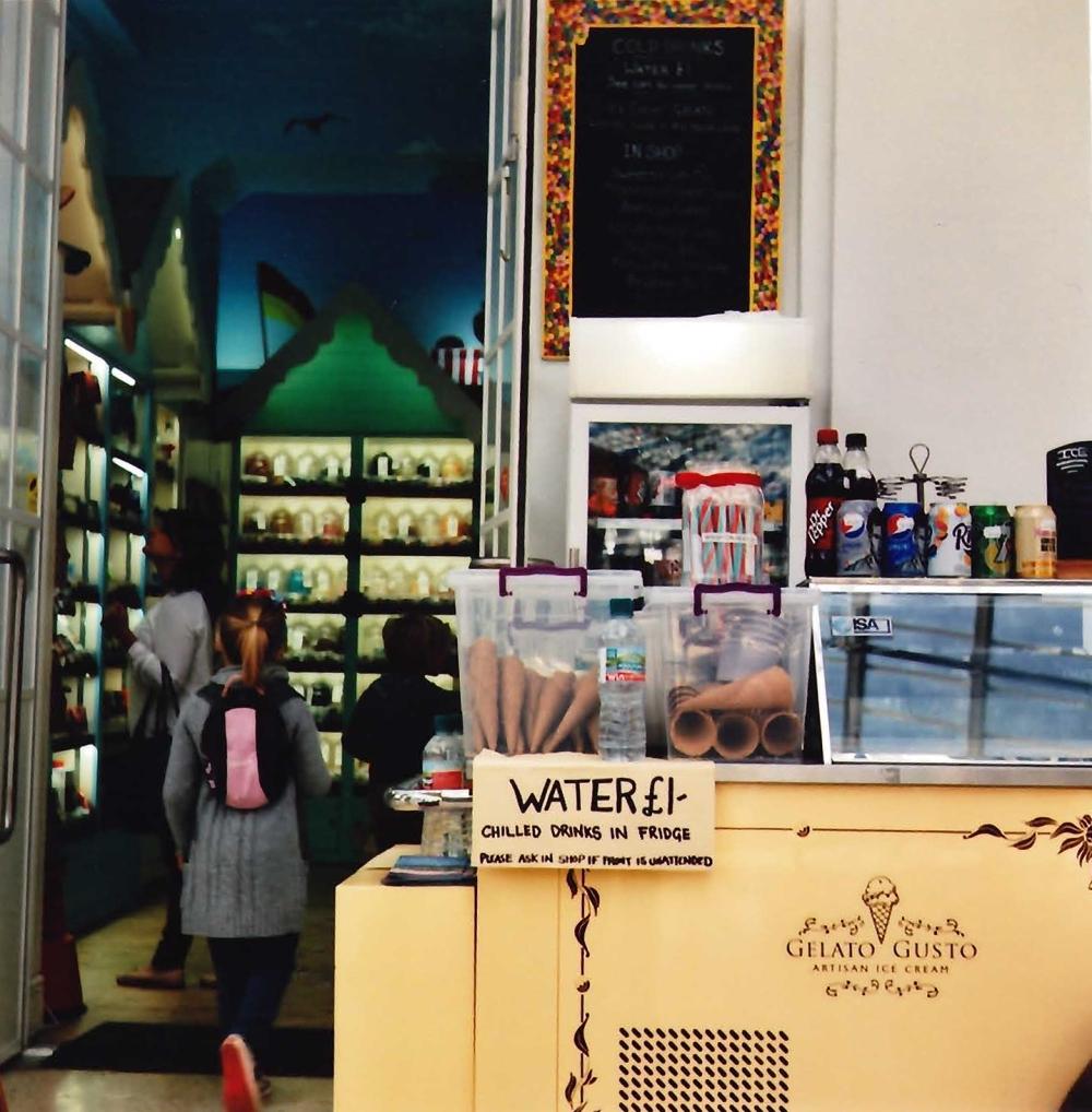 Station Sweet Shop